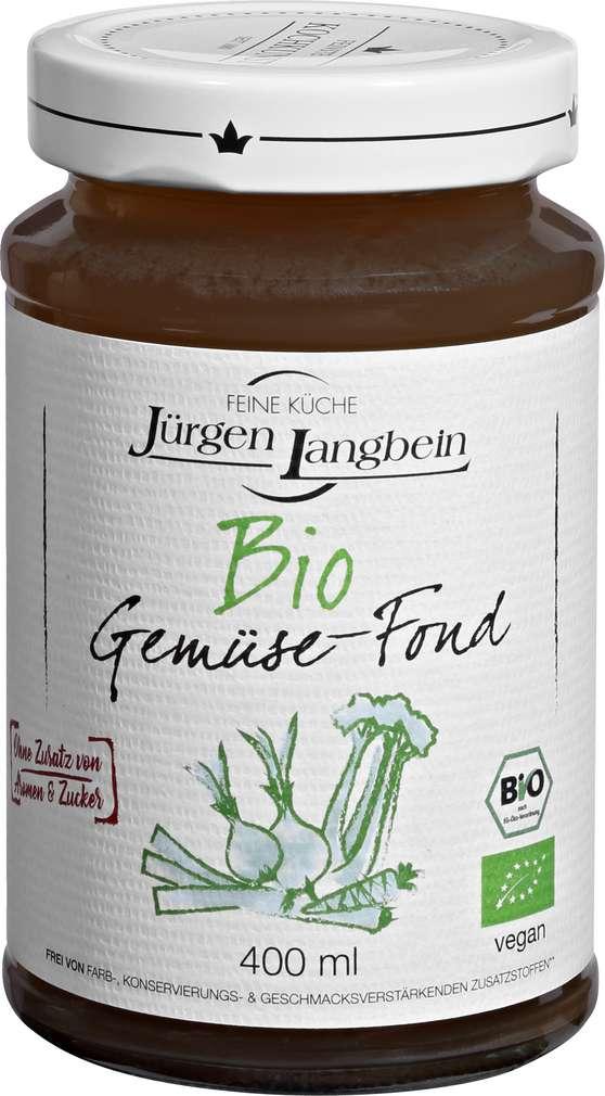 Abbildung des Sortimentsartikels Jürgen Langbein Bio-Gemüse-Fond 400ml