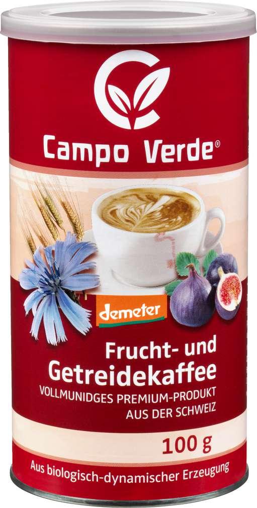 Abbildung des Sortimentsartikels Campo Verde Demeter Getreidekaffee 100g