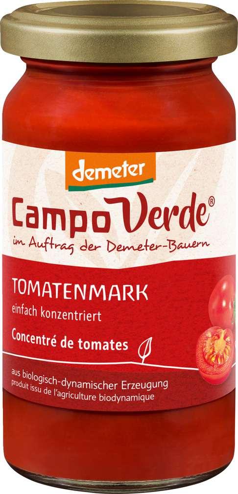 Abbildung des Sortimentsartikels Campo Verde Demeter Tomatenmark 200g