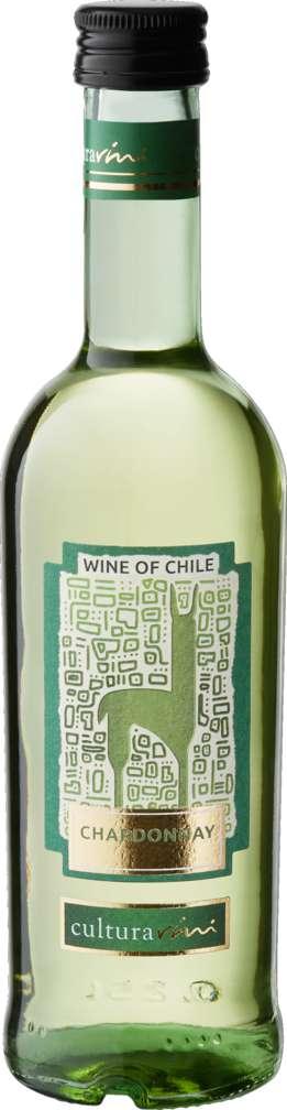 Abbildung des Sortimentsartikels Cultura Vini Chardonnay Chile trocken 250ml