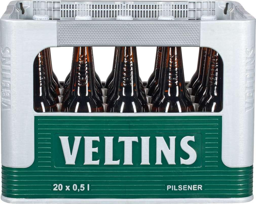 Abbildung des Sortimentsartikels Veltins Pilsener 20x0,5l
