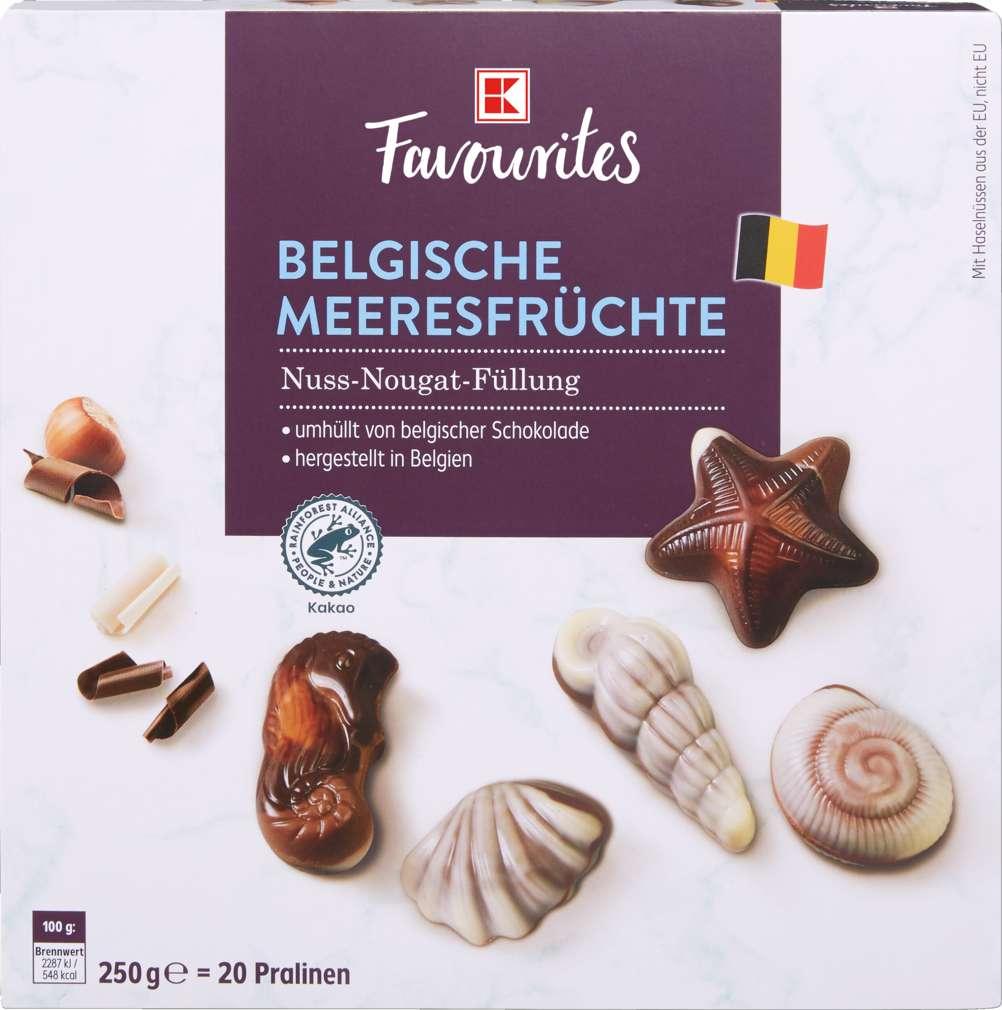 Abbildung des Sortimentsartikels K-Favourites Belgische Meeresfrüchte 250g