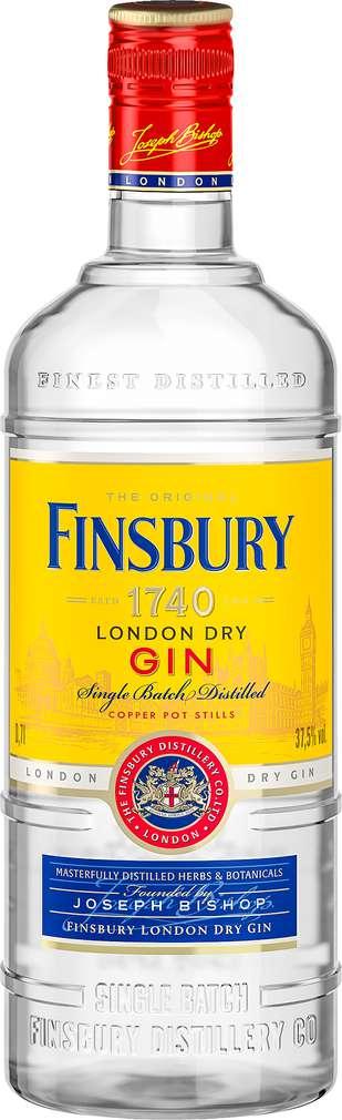 Abbildung des Sortimentsartikels Finsbury London Dry Gin 37,5%-Vol. 0,7l