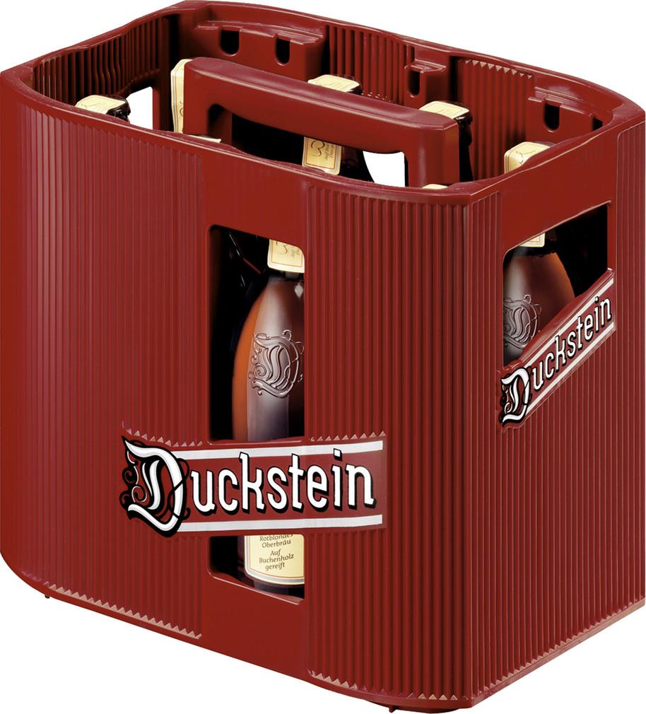 Abbildung des Sortimentsartikels Duckstein Original 8x0,5l