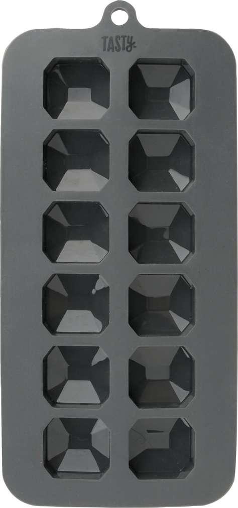 Abbildung des Sortimentsartikels Tasty Eiswürfelformer Silikon 22,5x10,5cm