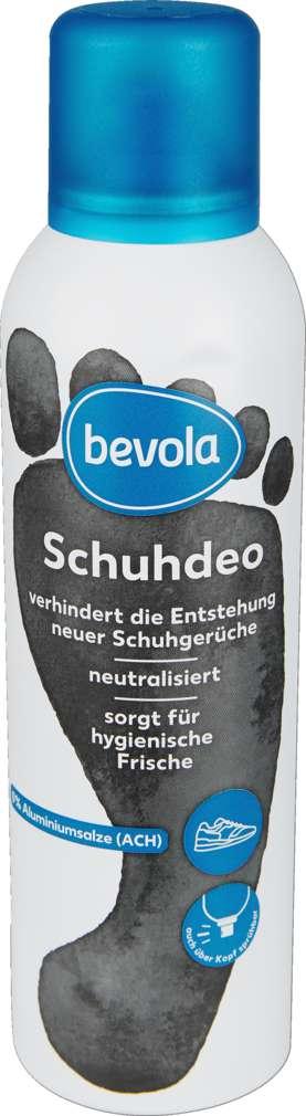 Abbildung des Sortimentsartikels Bevola Schuhdeospray 200ml