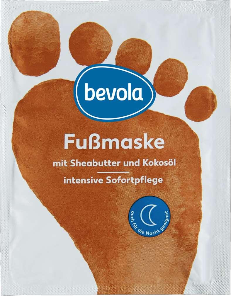 Abbildung des Sortimentsartikels Bevola Fußmaske 15ml