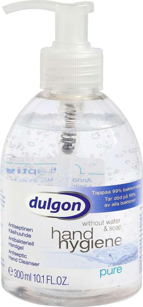 Abbildung des Sortimentsartikels dulgon Handgel Antibakteriell Pure 300ml
