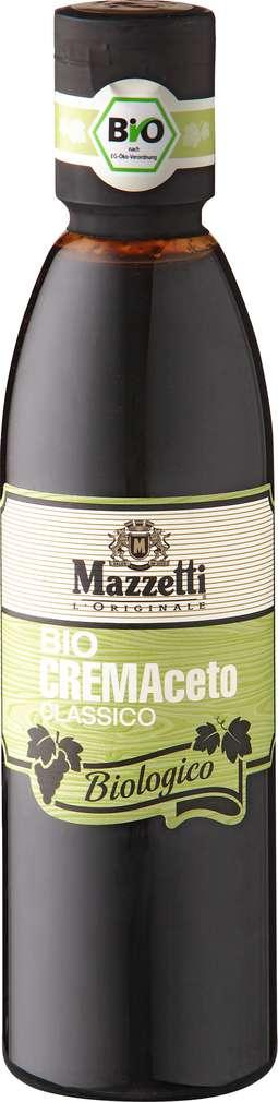 Abbildung des Sortimentsartikels Mazzetti Bio Cremaceto Classico 250ml
