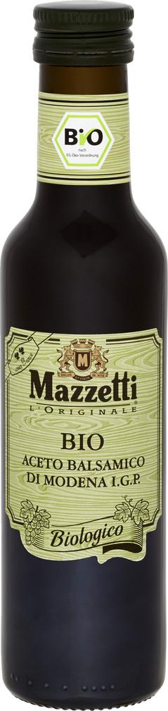 Abbildung des Sortimentsartikels Mazzetti Bio Aceto Balsamico Di Modena I.G.P. Biologico