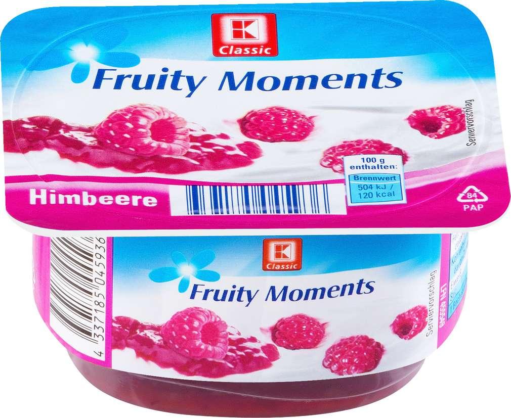 Abbildung des Sortimentsartikels K-Classic Fruity Moments Himbeere 125g