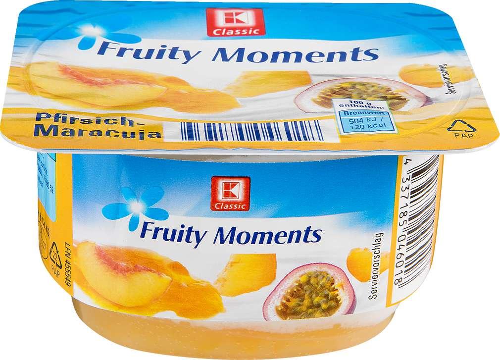 Abbildung des Sortimentsartikels K-Classic Fruity Moments Pfirsich Maracuja 125g