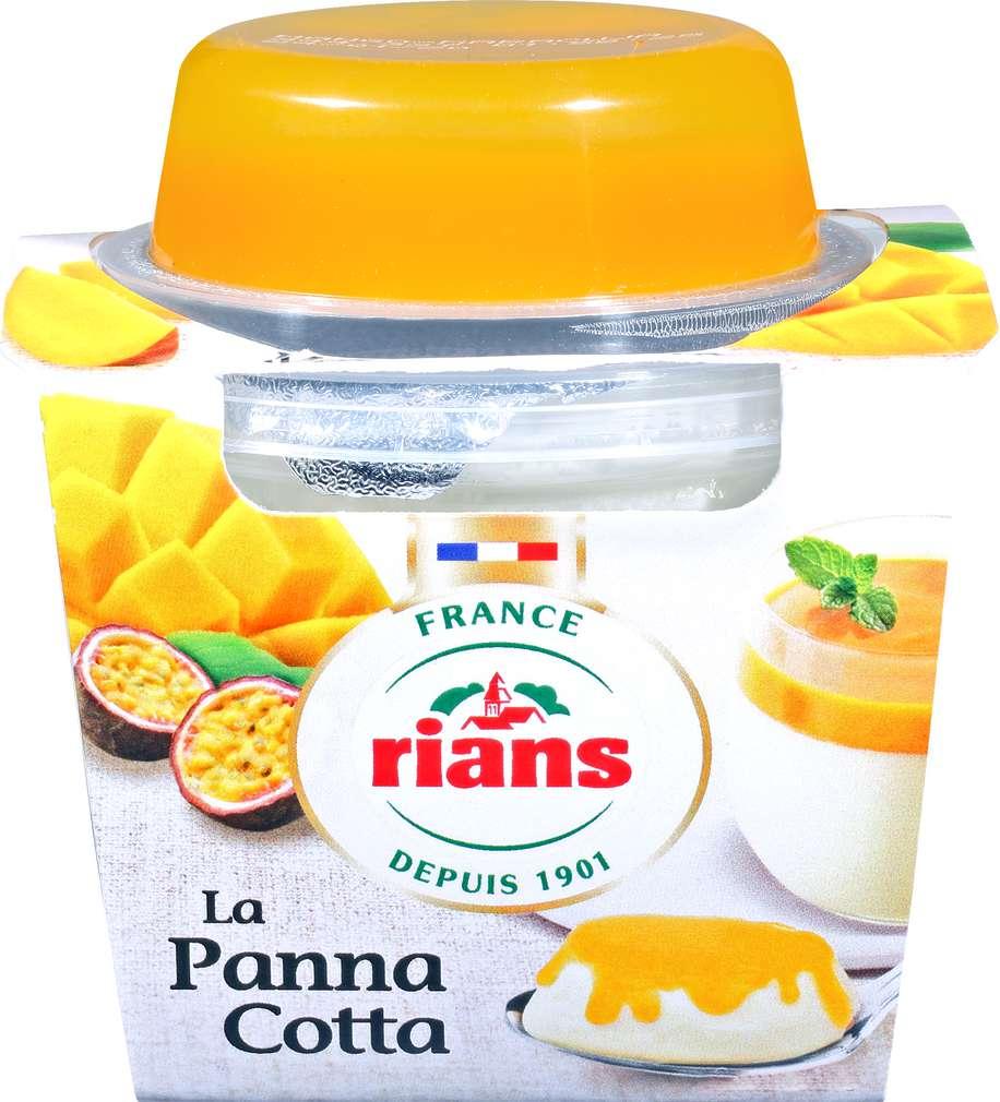 Abbildung des Sortimentsartikels Direct-France Panna Cotta Mango/Passionsfrucht 105g