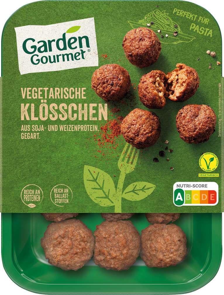 Abbildung des Sortimentsartikels Garden Gourmet Klösschen vegetarisch 200g