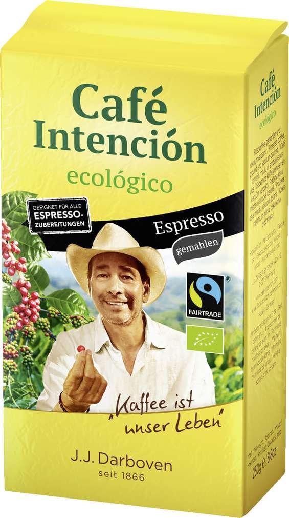 Abbildung des Sortimentsartikels Darboven Bio-Espresso gemahlen 250g