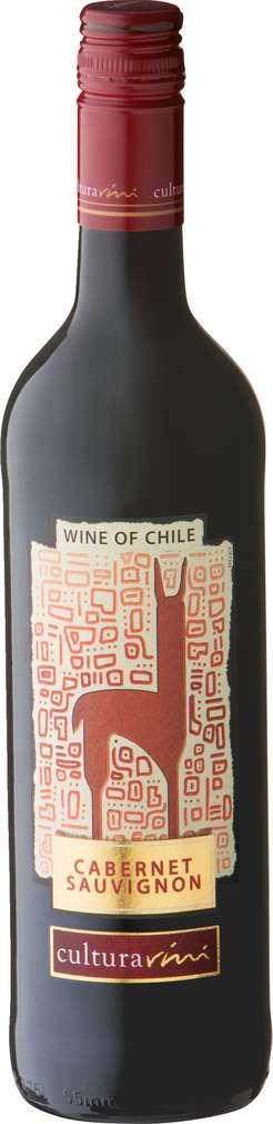 Abbildung des Sortimentsartikels Cultura Vini Cabernet Sauvignon 0,75l