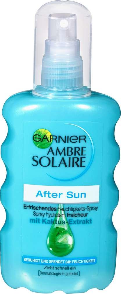 Abbildung des Sortimentsartikels Garnier Ambre Solaire Après-Spray Feuchtigkeit 200ml