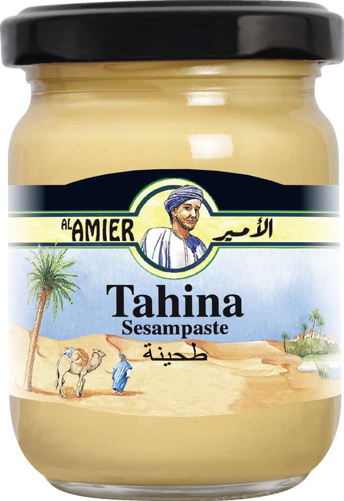 Abbildung des Sortimentsartikels Alamier Tahina Sesampaste 125g