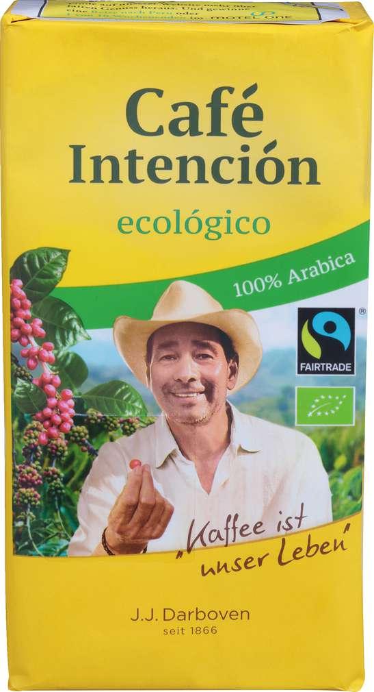 Abbildung des Sortimentsartikels Darboven Café Intención ecológico 500g