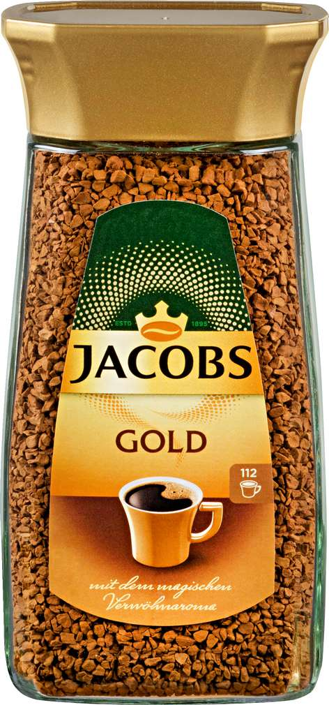 Abbildung des Sortimentsartikels Jacobs Cronat Gold Mild 200g