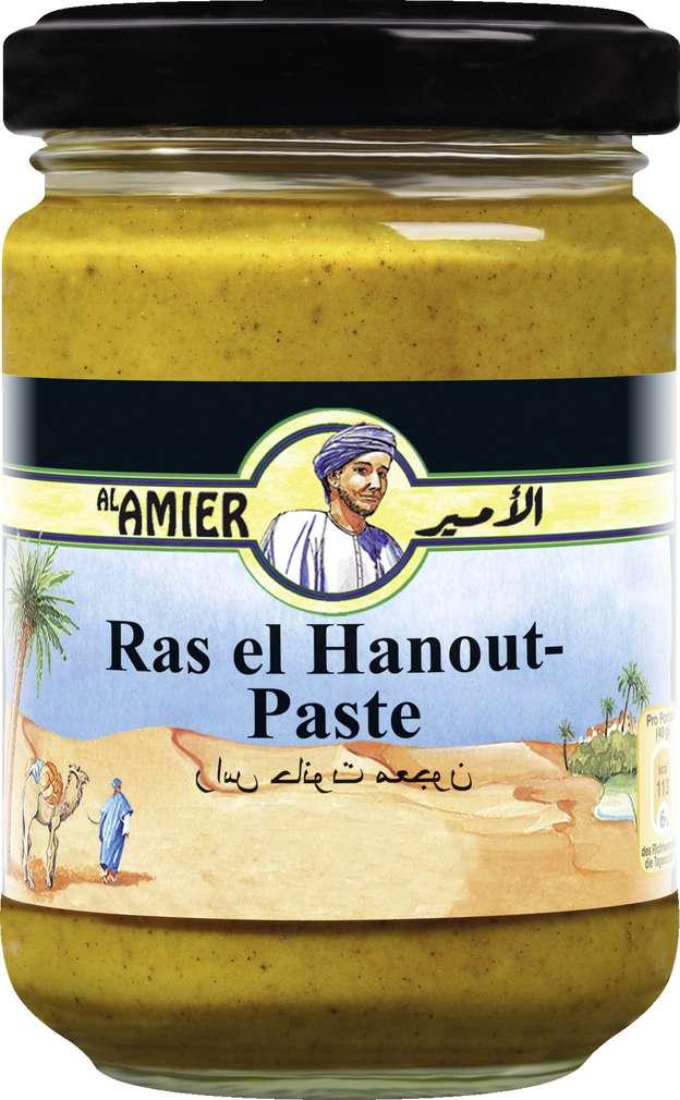 Abbildung des Sortimentsartikels Alamier Ras El Hanout Paste 125g