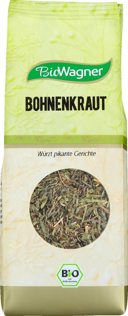 Abbildung des Sortimentsartikels BioWagner Bohnenkraut 30g