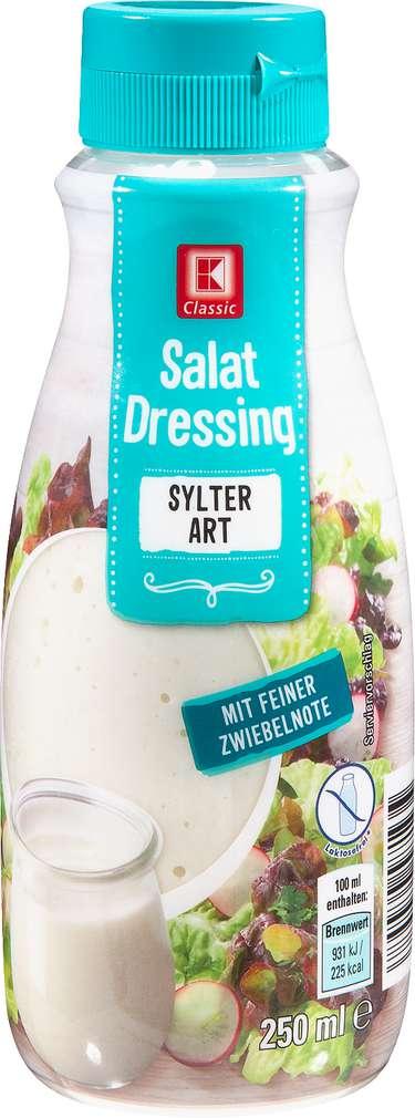 Abbildung des Sortimentsartikels K-Classic Salat Dressing Sylter Art 250ml