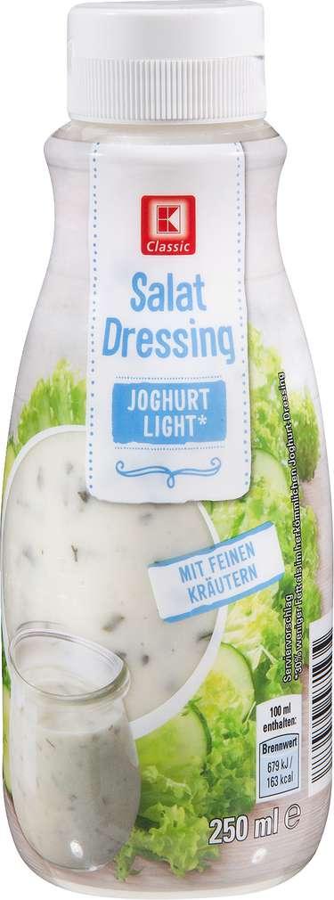 Abbildung des Sortimentsartikels K-Classic Salat Dressing Joghurt light 250ml