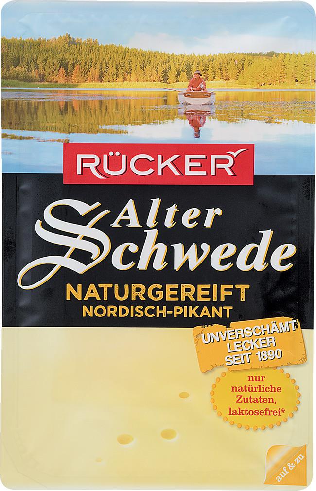 Abbildung des Sortimentsartikels Rücker Alter Schwede 100g