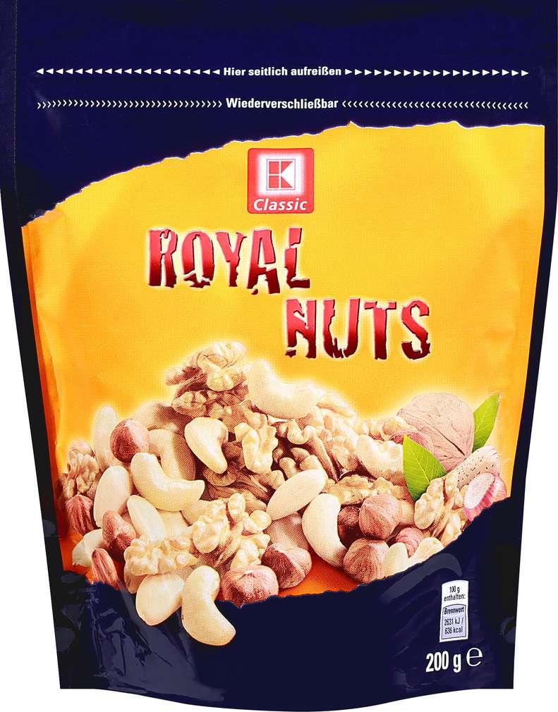 Abbildung des Sortimentsartikels K-Classic Royal Nuts Nussmischung 200g