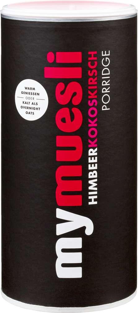 Abbildung des Sortimentsartikels MyMuesli Himbeer-Kokos 400g
