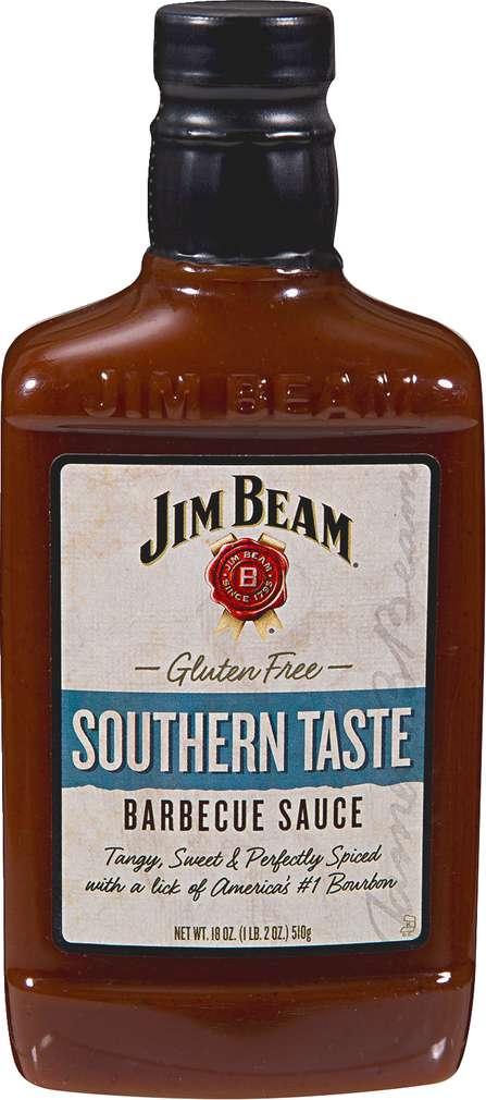 Abbildung des Sortimentsartikels Jim Beam Southern Taste Barbecue Sauce 420ml