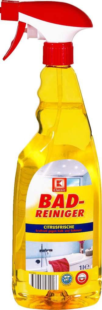Abbildung des Sortimentsartikels K-Classic Badreiniger Citrus 1l