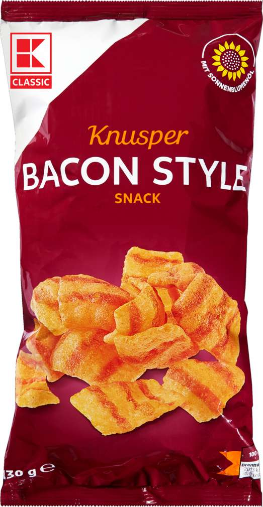 Abbildung des Sortimentsartikels K-Classic Knusper-Snack Schinken 130g