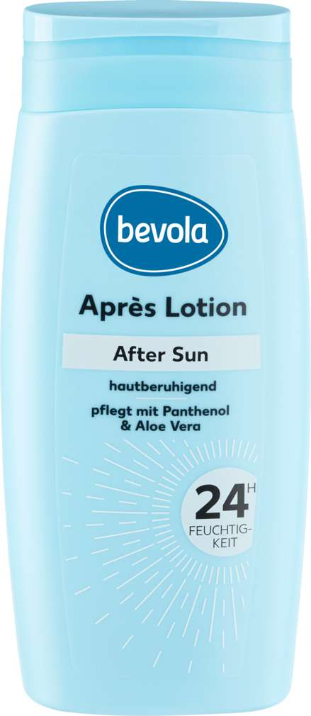 Abbildung des Sortimentsartikels Bevola Bevola After Sun Lotion 250ml