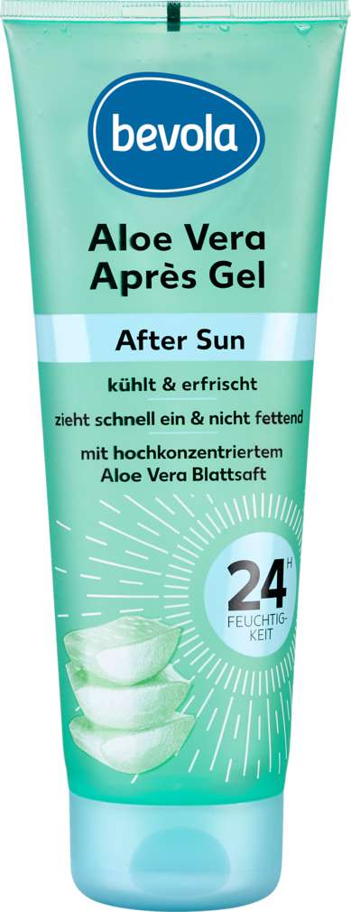 Abbildung des Sortimentsartikels Bevola Bevola After Sun Aloe Gel 250ml