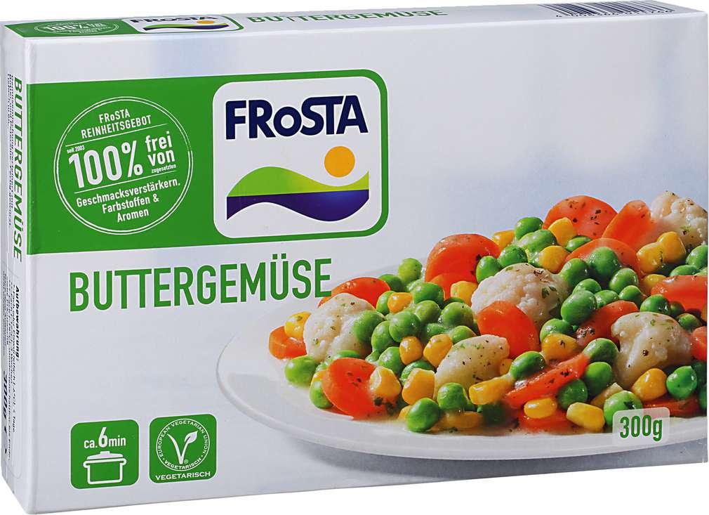 Abbildung des Sortimentsartikels Frosta Buttergemüse 300g