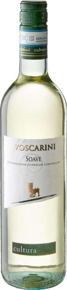Abbildung des Sortimentsartikels Cultura Vini Soave DOC trocken 0,75l