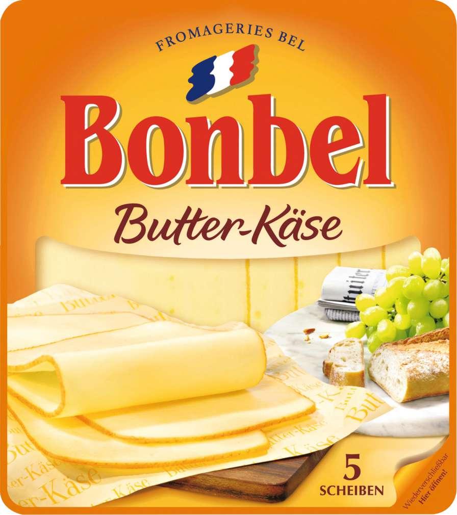 Abbildung des Sortimentsartikels Bonbel Butterkäse 100g