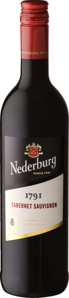 Abbildung des Sortimentsartikels Nederburg Cabernet Sauvignon 0,75l