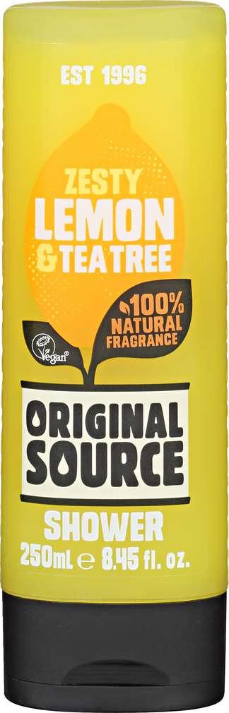 Abbildung des Sortimentsartikels Original Source Duschgel Zitrone und Teebaum 250ml