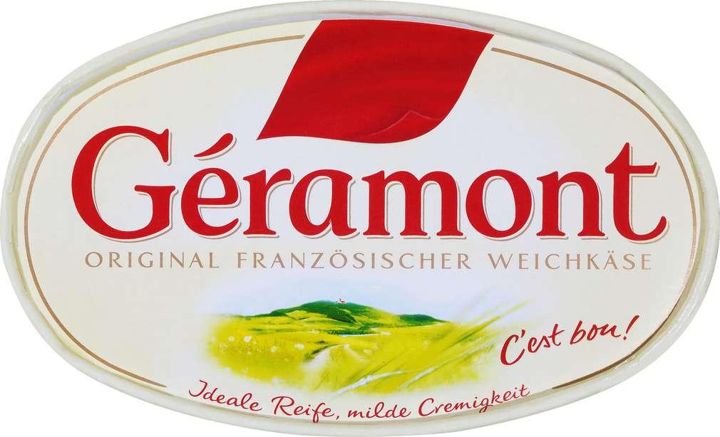 Abbildung des Sortimentsartikels Géramont Original 200g