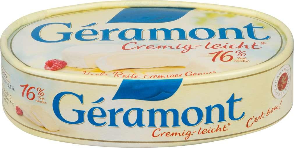 Abbildung des Sortimentsartikels Géramont Cremig-leicht 200g