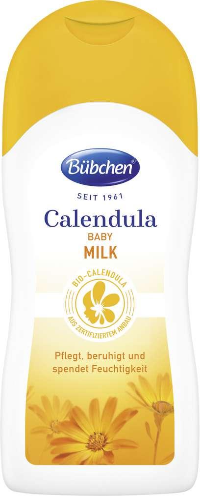 Abbildung des Sortimentsartikels Bübchen Milk Calendula 200ml