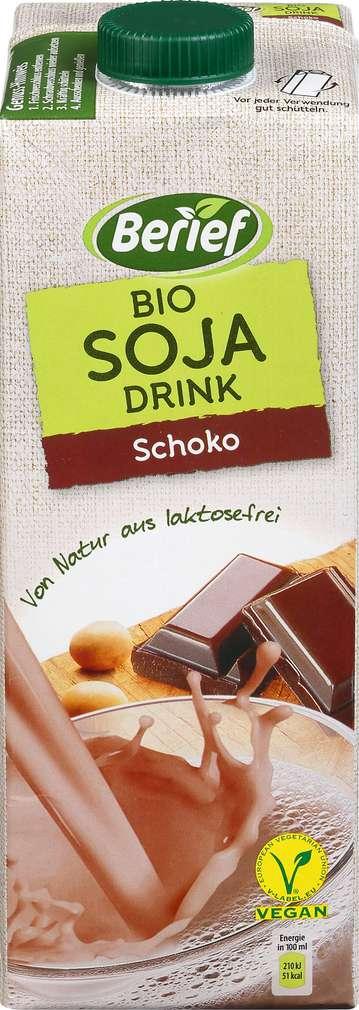 Abbildung des Sortimentsartikels Berief Bio Soja Drink 1l