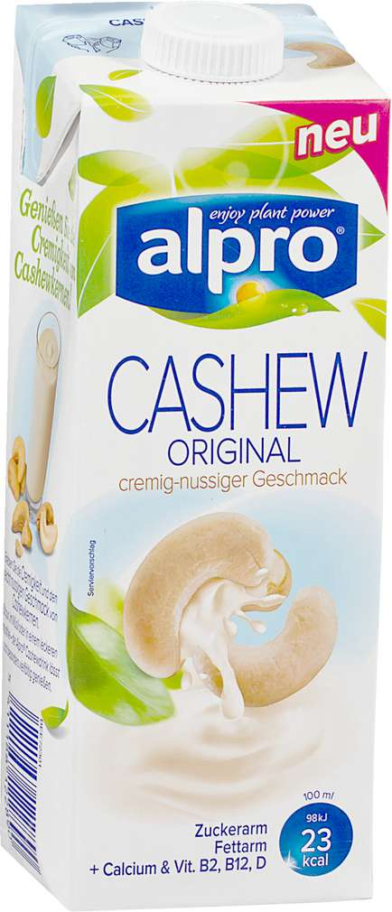 Abbildung des Sortimentsartikels Alpro Cashew Original 1l