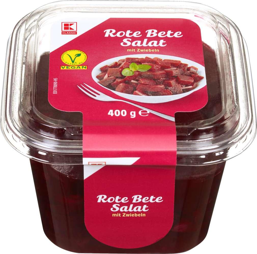 Abbildung des Sortimentsartikels K-Classic Rote Bete Salat 400g