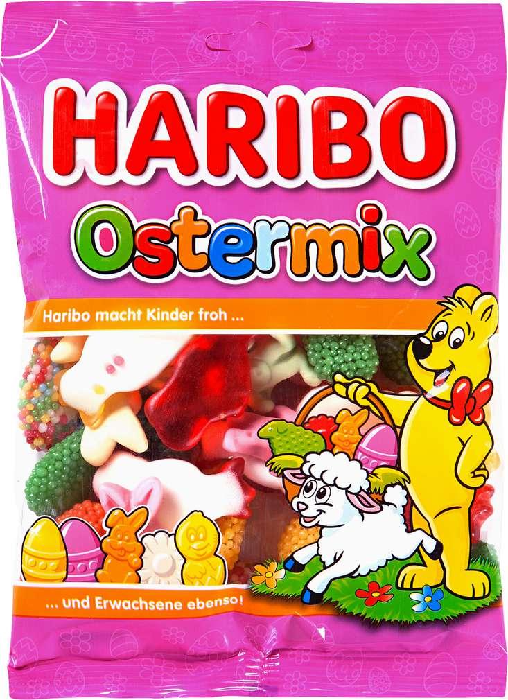 Abbildung des Sortimentsartikels Haribo Ostermix 200g