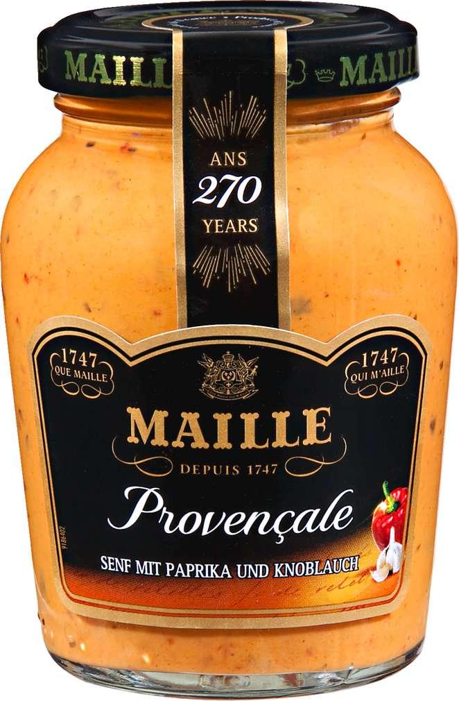 Abbildung des Sortimentsartikels Maille Dijon Senf Provencale 200ml