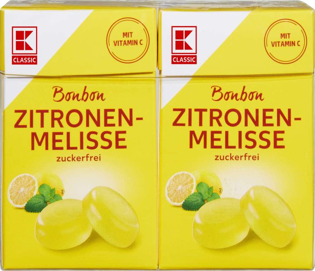 Abbildung des Sortimentsartikels K-Classic Zitronen-Melisse 2x44g